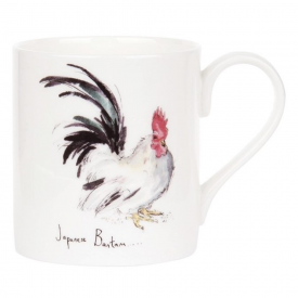 Japanese Bantam Bone China Mug