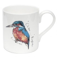 Kingfisher Bone China Mug