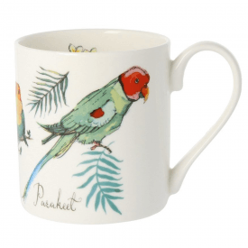 Parakeet Tropical Birds Mug