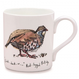 Partridge Bone China Mug
