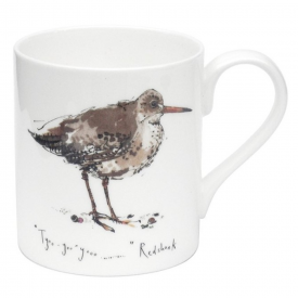Redshank Bone China Mug