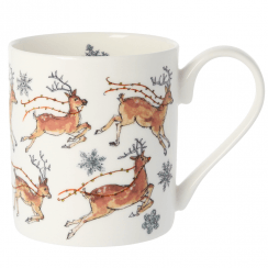 Reindeer's Bone China Mug