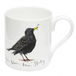 Starling Bone China Mug