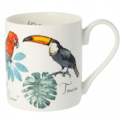 Toucan Tropical Birds Mug