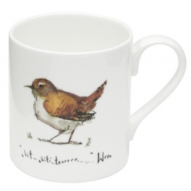 Wren Bone China Mug