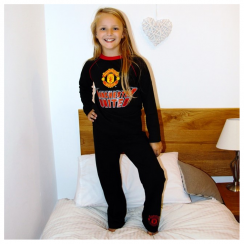 Manchester United Pyjamas 4-12 Years