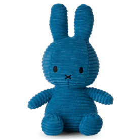Bunny Corduroy Soft Toy, Aviator Blue