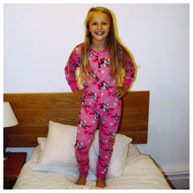 Minnie Mouse Onesie 3 to 10 Years