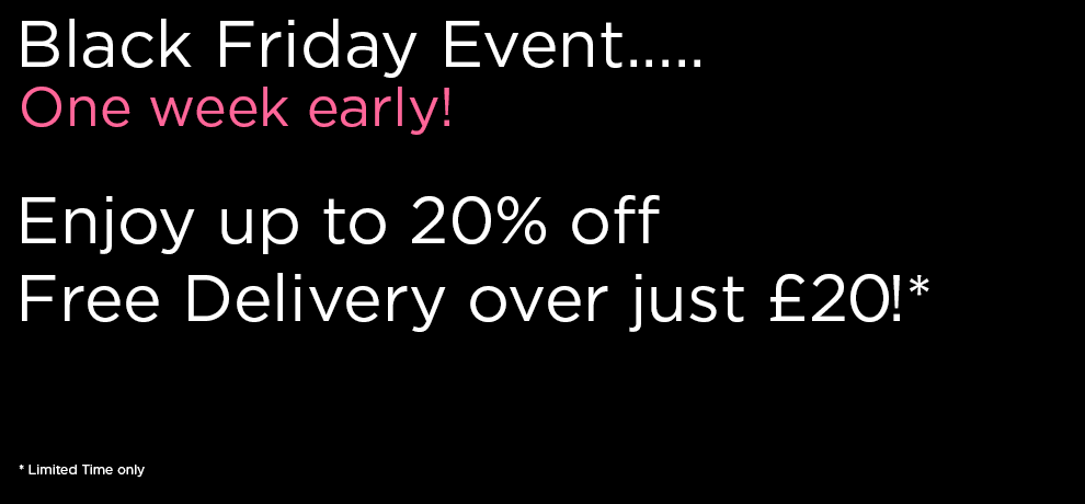 free delivery over £15 promo