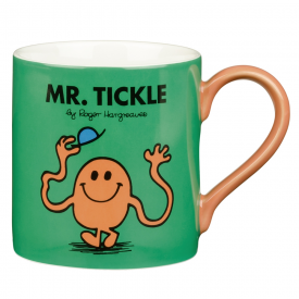 Mr Tickle Green Mug