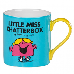 NEW Little Miss Chatterbox Mug