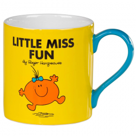 NEW Little Miss Fun Mug