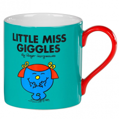 NEW Little Miss Giggles Mug