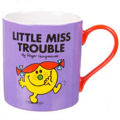 NEW Little Miss Trouble Mug