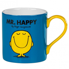 NEW Mr Happy Mug
