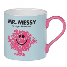 NEW Mr Messy Mug