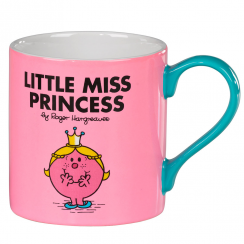 Pink Little Miss Princess Mug