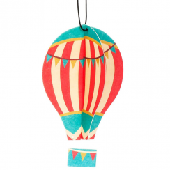 3D Air Balloon Air Freshener
