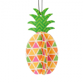 3D Pineapple Air Freshener