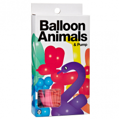 Balloon Animals & Pump Kit