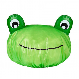 Crazy Frog Fun Shower Cap