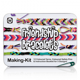 Make your own Friendship Bracelet Kit