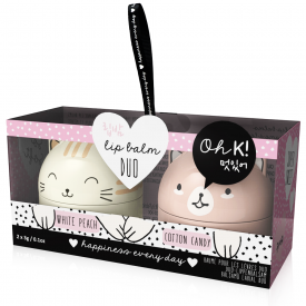 Oh K! Lip Balm Duo