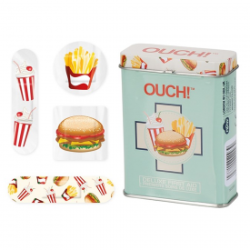 Ouch! Fast Food Plasters