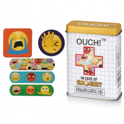 Ouch! Get Emojinal Plasters in Tin