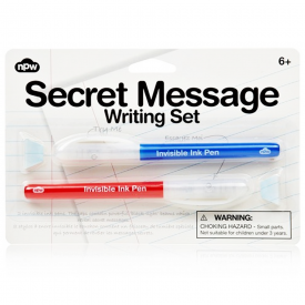Secret Message Pen Set
