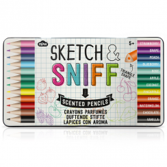 Sketch & Sniff Colouring Pencils