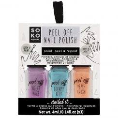 Soko Ready Peel off Nail Polish