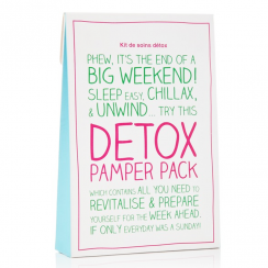 Ultimate Detox Pamper Pack