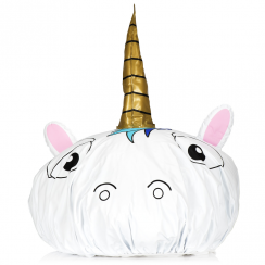 Unicorn Fun Shower Cap