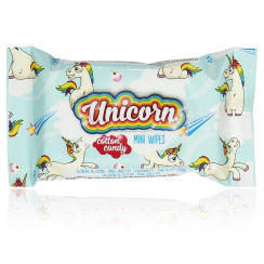 Unicorn Mini Wet Wipes