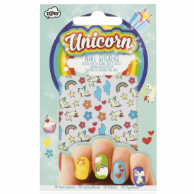 Unicorn Nail Art Stickers