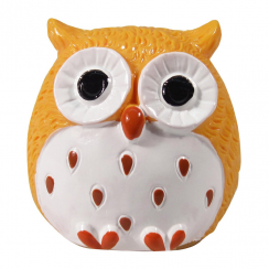 Yellow Owl Lip Balm