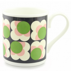 Apple Big Spot Flower Mug