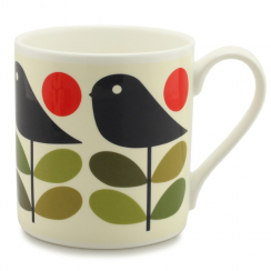 Christmas Early Bird Large Mug