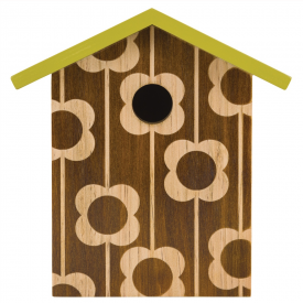 Engraved Big Spot Bird House