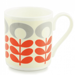 Flower Oval Stem Tomato Mug