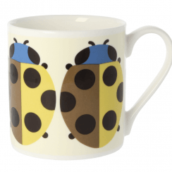 Lady Bug Nutmeg Large Mug