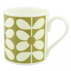 Olive Sixties Stem Mug