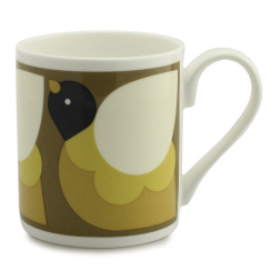 Partridge Fawn China Mug