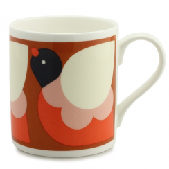 Partridge Persimmon China Mug