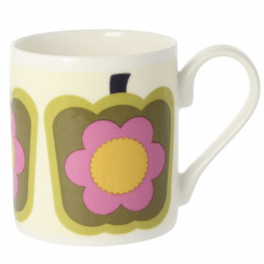 Pepper Olive Bone China Mug