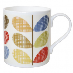 Scribble Multi Stem Mug
