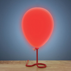 Balloon Lamp, Lights up in Different Colours