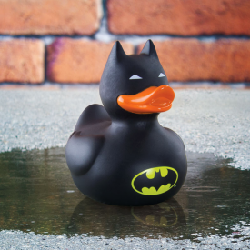 Batman DC Comic's Bath Duck