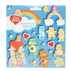 Care Bears Temporary Tattoos